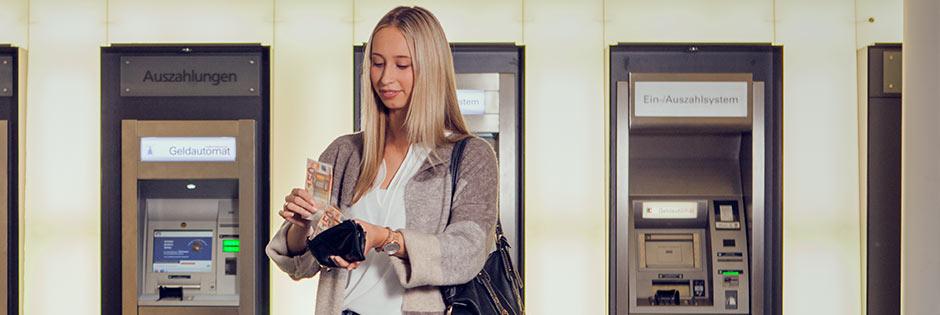 Finden Sie schnell und einfach bundesweit einen Geldautomaten der Volksbanken Raiffeisenbanken.